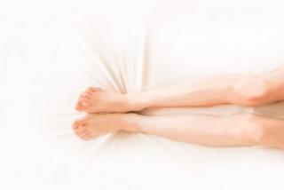 シルク五本指靴下のイメージ